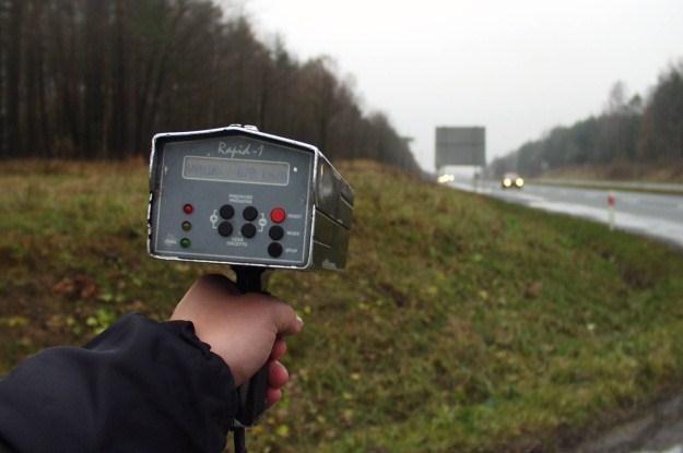 Posłom policyjne kontrole nie są straszne /INTERIA.PL