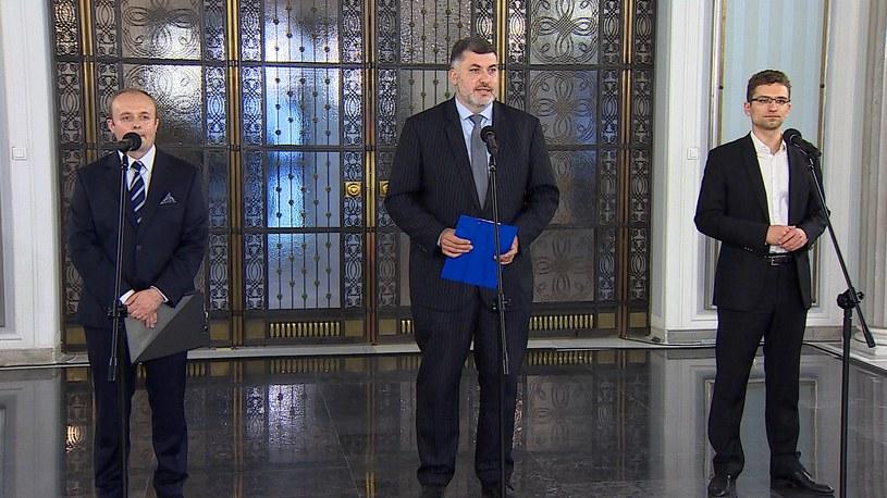 Posłowie Konfederacji /Polsat /Polsat News