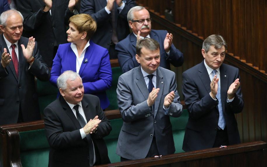 Posłowie PiS /Rafał Guz /PAP