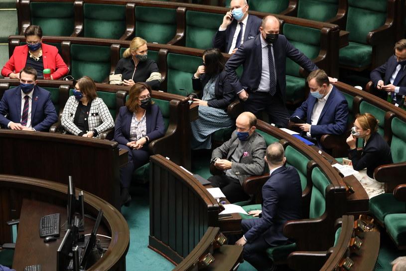 Posłowie PO w Sejmie /flickr.com/sejmrp /INTERIA.PL