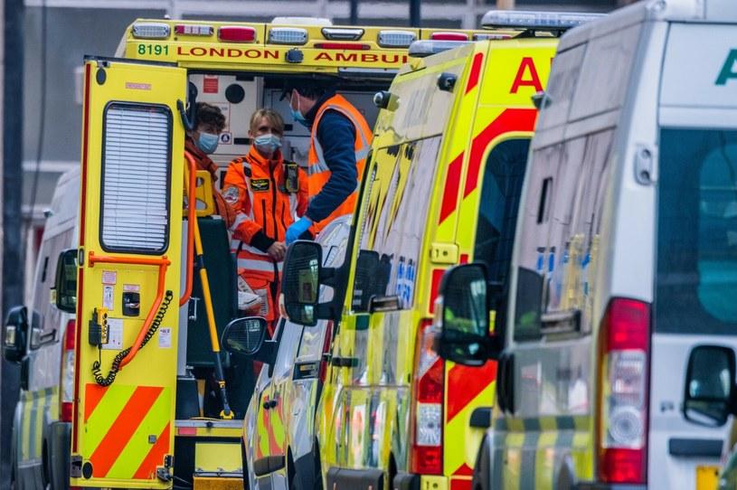 Posłowie uważają, że rząd Wielkiej Brytanii popełnił wiele błędów ws. pandemii koronawirusa /Guy Bell/Shutterstock /East News