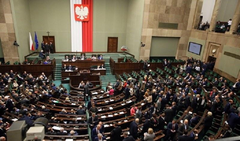 Posłowie zajmą się ponownie projektem tzw. ustawy antyterrorystycznej /Tomasz Gzell / PAP /INTERIA.PL