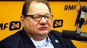 Posłuchaj, jak Ryszard Kalisz odpowiada na pytania o PKW