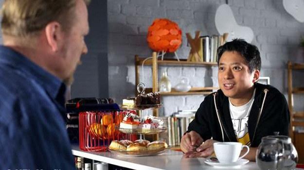 Postać Japończyka Taro wniesie do serialu mnóstwo humoru! /MTL Maxfilm