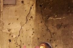 Postaci ze słynnych obrazów na murach stołecznych kamienic