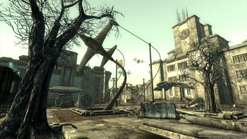 Postapokaliptyczny klimat to synonim gier spod znaku Fallout /Informacja prasowa