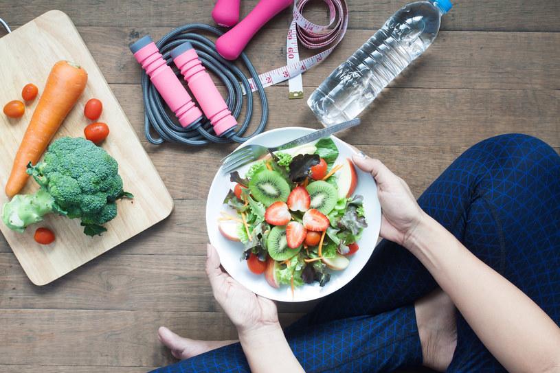 Postaw na zdrowy tryb życia /123RF/PICSEL