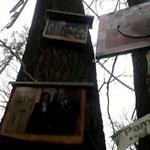 Postawił w lesie pomnik smoleński. Skazano go za zniszczenie mienia