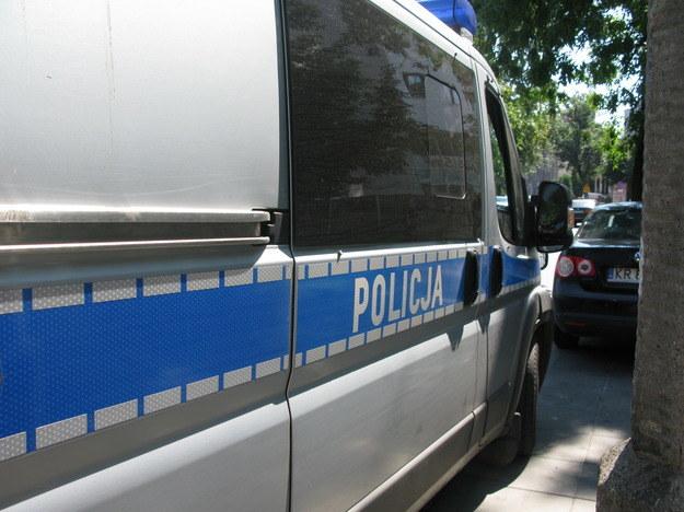Postępowanie w sprawie wypadku prowadzi policja /RMF