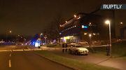 Posterunek policji w Malmo zaatakowany granatem