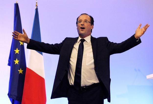 Postulat renegocjacji paktu fiskalnego także jest niebezpieczny dla Europy /AFP