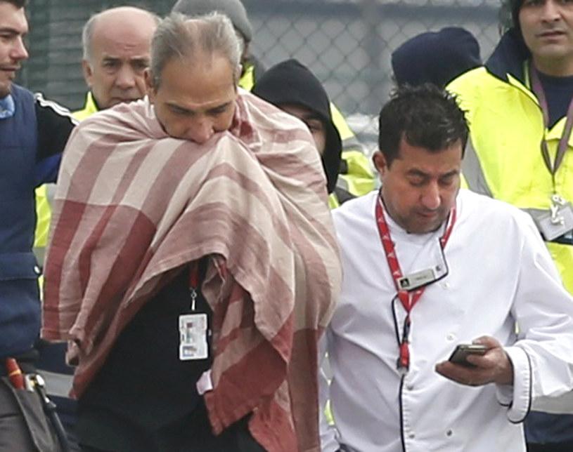 Poszkodowani w zamachu na belgijskie lotnisko /FRANCOIS LENOIR /© 2020 Reuters
