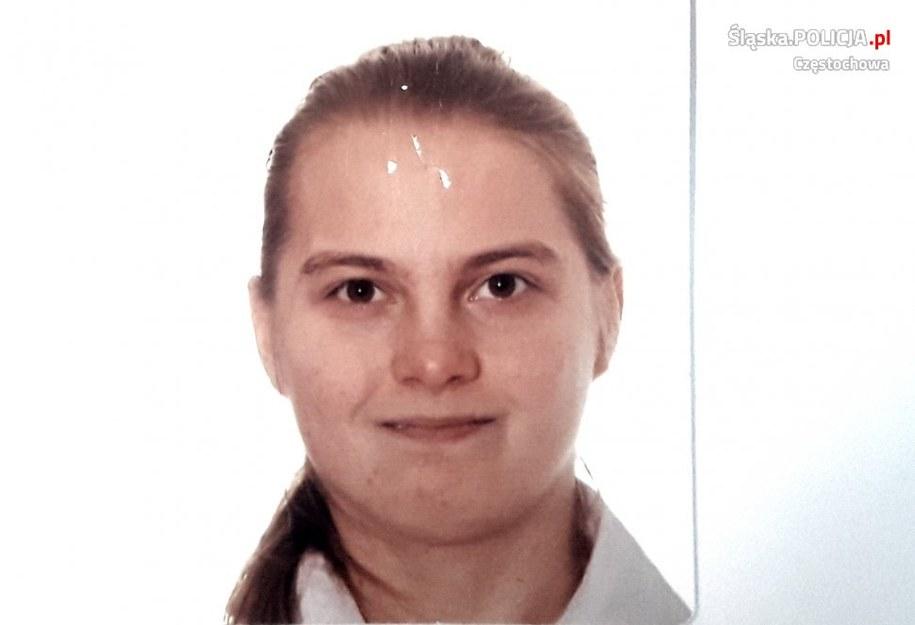 Poszukiwana kobieta to Magdalena Trzcińska /Śląska policja /