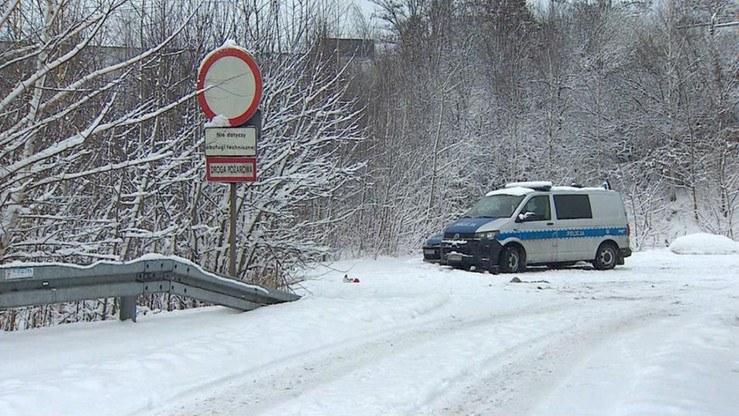 Poszukiwania 13-letniej Patrycji trwały od wtorku /Polsat News