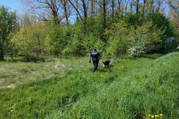 Poszukiwania 54-latka /Policja