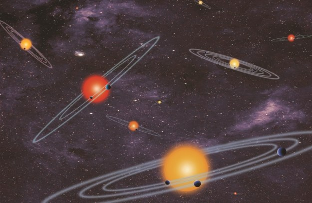 Poszukiwania drugiej Ziemi nabierają tempa /NASA