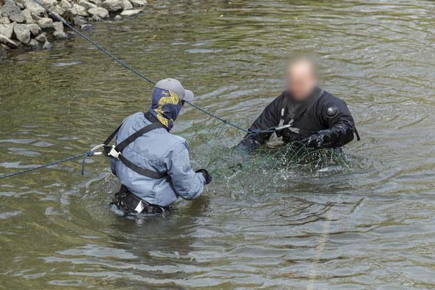 Poszukiwania Kacperka rozpoczęły się 27 kwietnia wieczorem /Aleksander Koźmiński /PAP