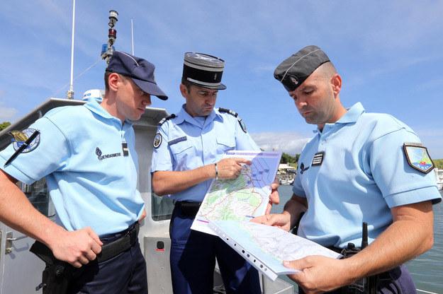 Poszukiwania wraku na wyspie Reunion, lipiec 2015 /AFP