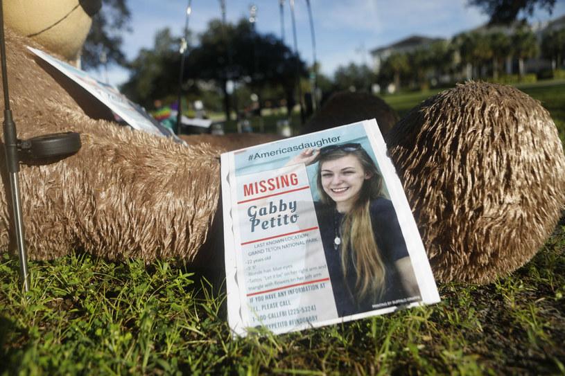 Poszukiwaniami zaginionej Gabby Petito żył cały świat /Octavio Jones/Getty AFP /East News