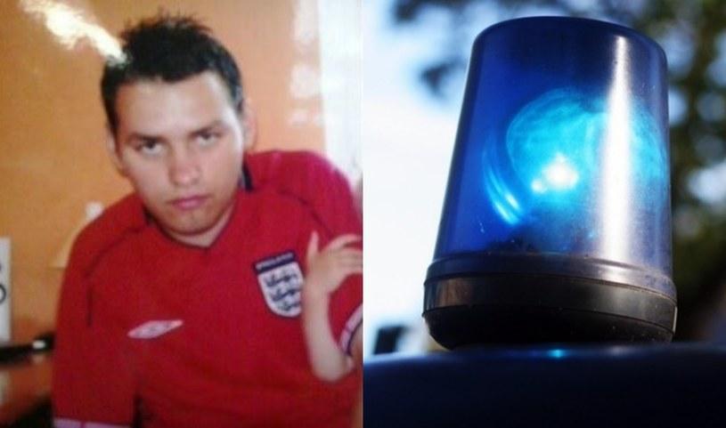 Poszukiwany 30-latek ciężko ranił żonę i córkę /INTERIA.PL/Policja