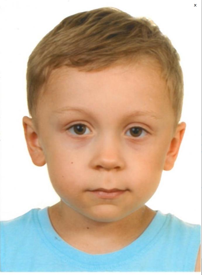 Poszukiwany chłopiec /Policja