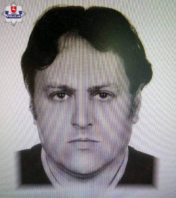 Poszukiwany chory psychicznie 42-latek /www.bilgoraj.lubelska.policja.gov.pl /