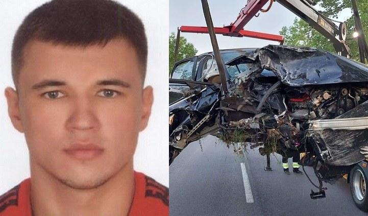 Poszukiwany Dominik Hutnik /Policja, Straż Pożarna w Zgorzelcu /Archiwum