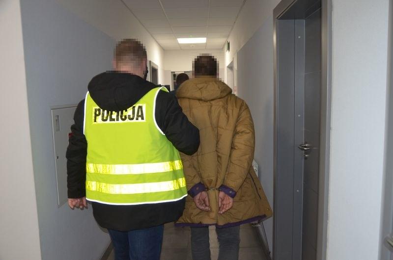 Poszukiwany Europejskim Nakazem Aresztowania został zatrzymany podczas kontroli obostrzeń /Policja