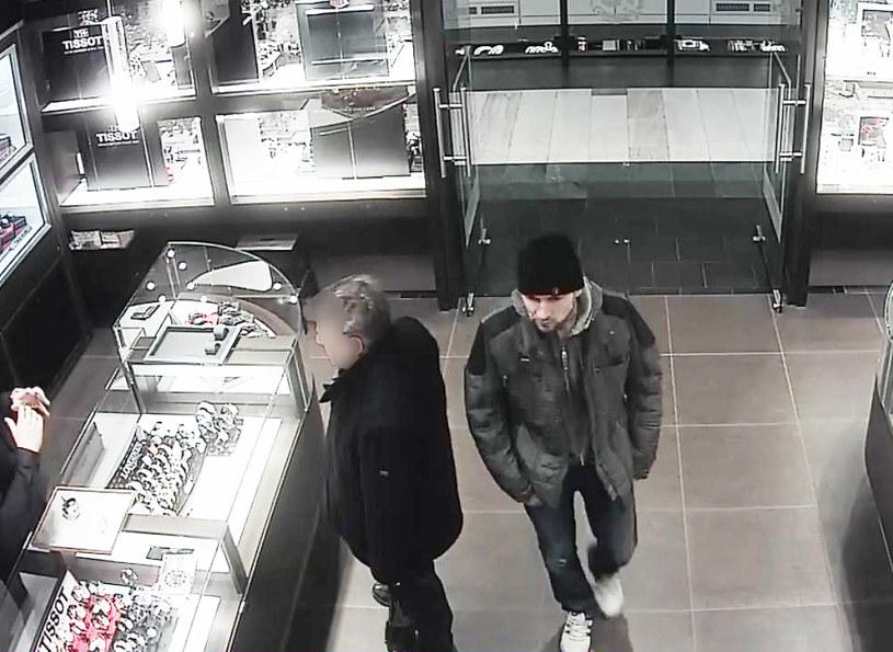 Poszukiwany mężczyzna /Policja