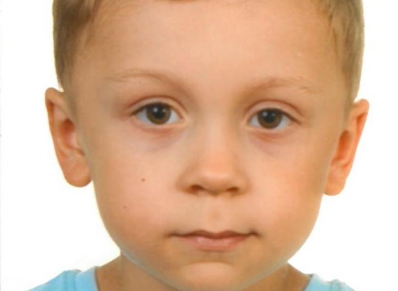 Poszukiwany pięciolatek /Policja