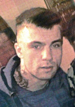 Poszukiwany przez policję Mariusz Jagielski /http://www.kujawsko-pomorska.policja.gov.pl/ /RMF FM