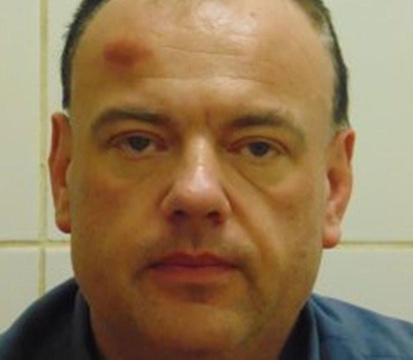 Poszukiwany Robert Blok. Zdjęcie opublikowała policja z Oławy /Policja