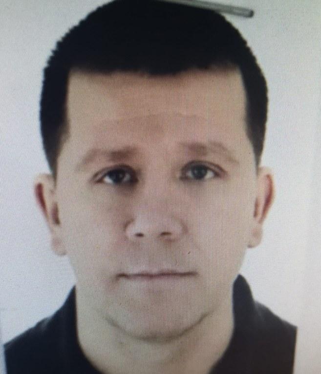 Poszukiwany Wojciech Kalisiak /Policja