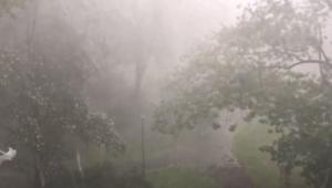 Potężna burza przeszła nad Krakowem