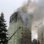 Potężna eksplozja w wieżowcu na Słowacji. 5 osób nie żyje, ok. 40 jest rannych