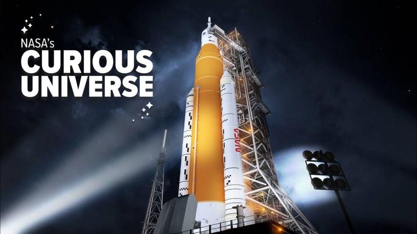Potężna rakieta NASA Space Launch System już złożona. Zabierze ludzi na Księżyc /Geekweek
