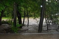 Potężna ulewa przeszła na Podkarpaciu