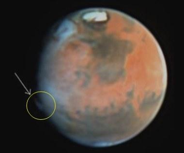 Potężna zorza nad Marsem - naukowcy apelują o pomoc