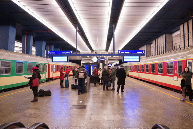 Potężne opóźnienia pociągów na Mazowszu /RMF FM