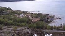 Potężne osunięcie ziemi w Norwegii. Domy trafiły do morza