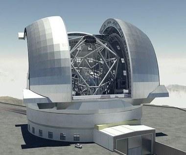 Potężne teleskopy przyszłości