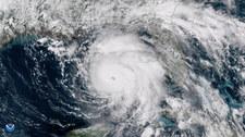 Potężny huragan Michael uderzył w wybrzeże Florydy