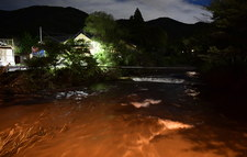Potężny Tajfun w Japonii. Są ofiary i ranni