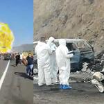 Potężny wybuch cysterny w Meksyku. Nagranie przeraża!