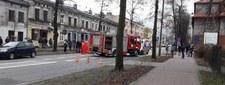 Potrącenie na przejściu dla pieszych w Żyrardowie. Policja szuka świadków