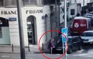 Potrącenie pieszej. Myślisz, że zawinił kierowca?