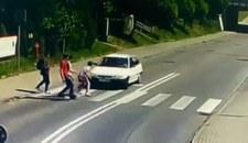 Potrącenie pieszej na przejściu dla pieszych. Z czyjej winy?