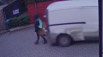 Potrącił kobietę z dzieckiem, odjechał z miejsca zdarzenia i nie odbierał telefonu