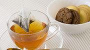 Potrawy na bazie herbaty