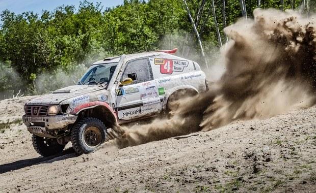 Potrójne podium dla RMF 4RACING Team na Warszawskim Safari